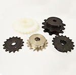 Picture for category Roller Chain Sprockets